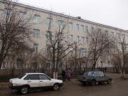 Старорусская Центральная районная больница. Адрес: ул. Энгельса, дом 50.