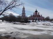 Собор в память Воскресения Иисуса Христа возведён в 1692 — 1696 годах на средства соборного старосты Михаила Фёдоровича Сомрова.